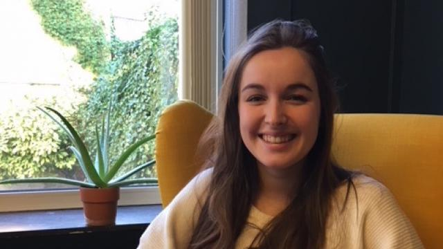 Meet our intern: Claire